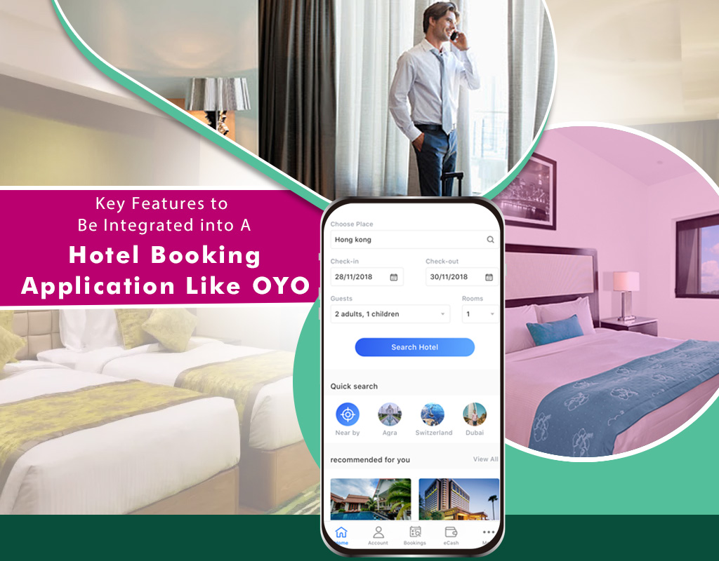 OYO Clone App Features