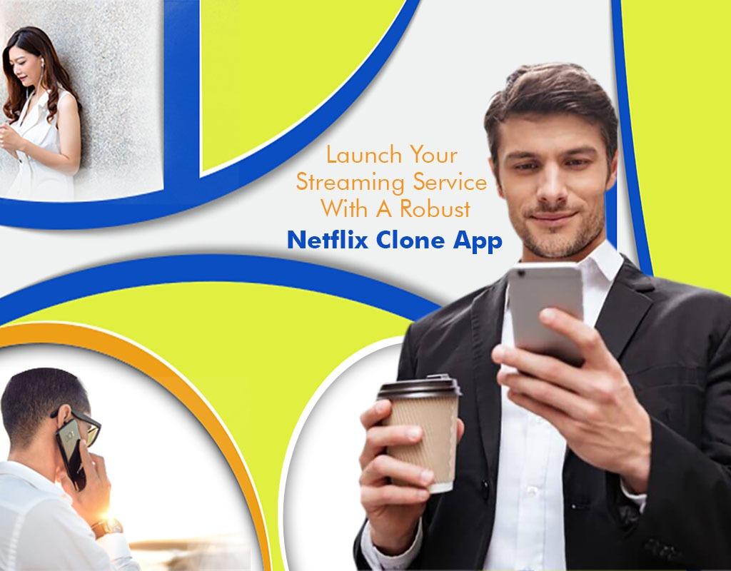 Netflix, Video Streaming Clone App - Hepto Technologies