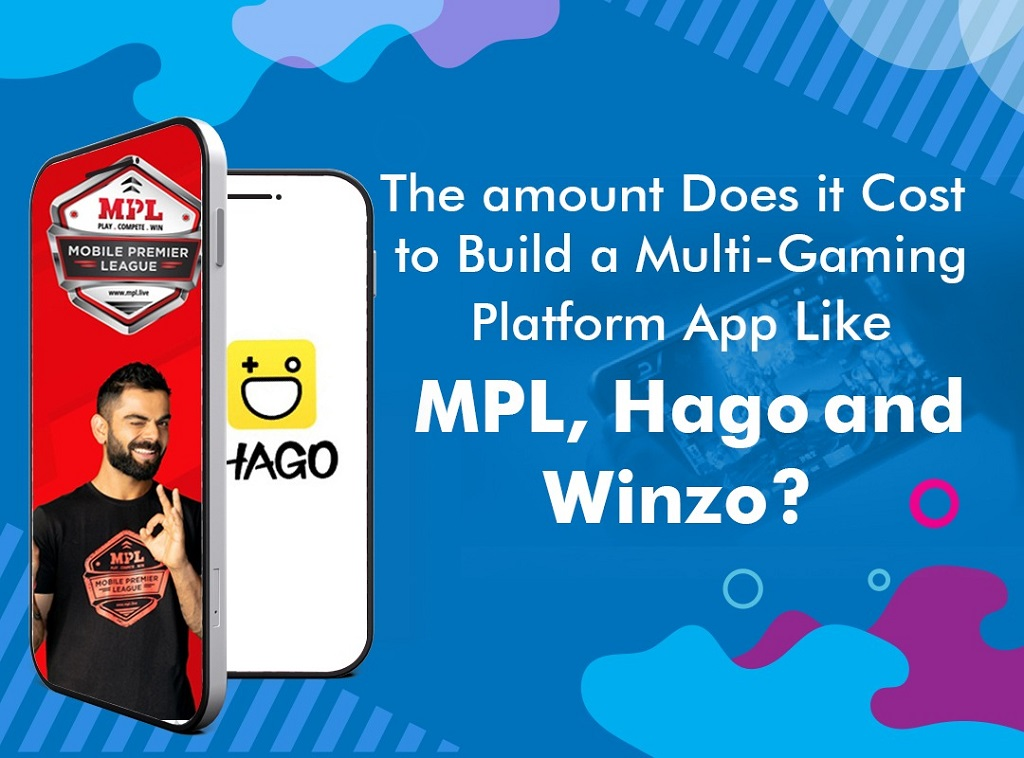 multi-gaming clone app like MPL, Hago, Winzo