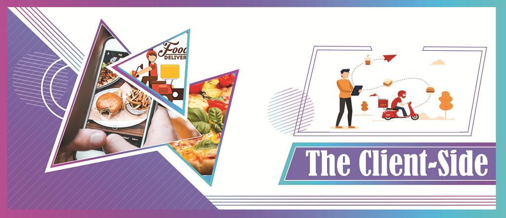 Food Ordering App client side hepto technoligies