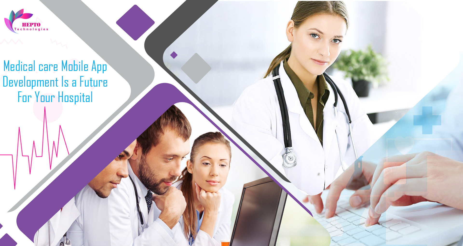 Medical care Mobile App Development Is a Future For Your Hospital