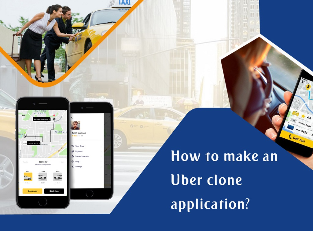 How to make an Uber clone application