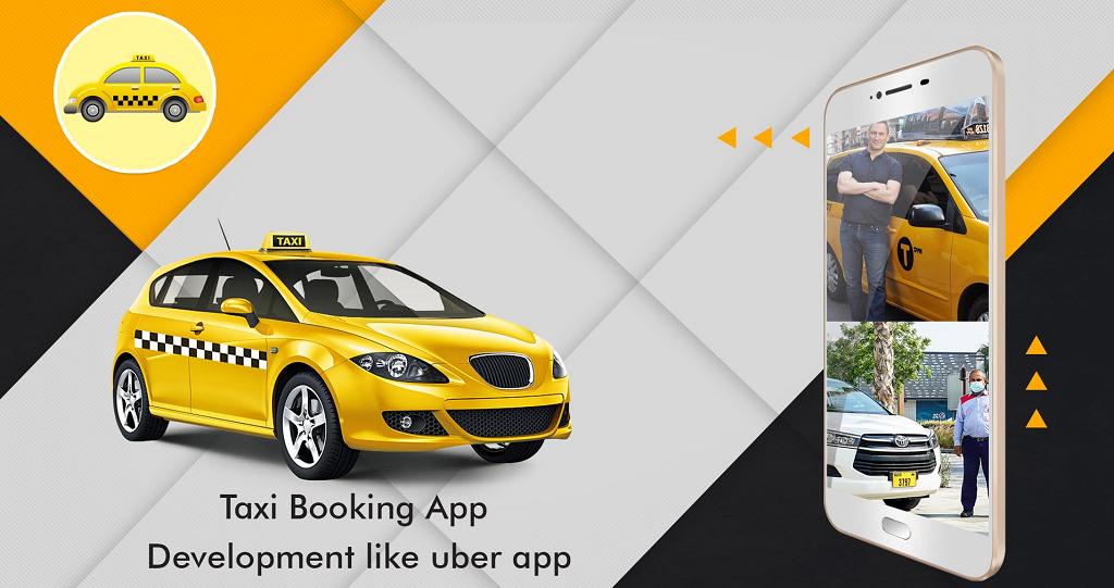 Taxi Booking App Development like uber app