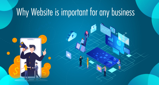 Why Website is important for any business